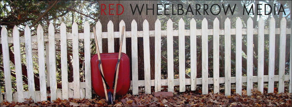 Red Wheelbarrow Media header image 1